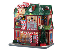 Lemax Village Collection The Candy Cane Works #05681