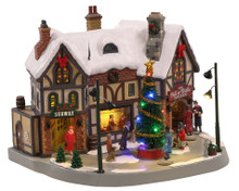 Lemax Village Collection The Bell & Thistle Tavern #05682