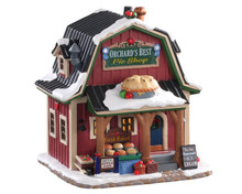 Lemax Village Collection Orchard's Best Pie Shop #05686