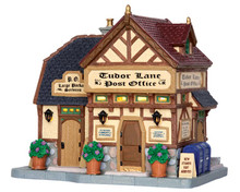 Lemax Village Collection Tudor Lane Post office #35519