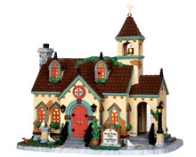 Lemax Village Collection Stone Ridge Abbey #35524