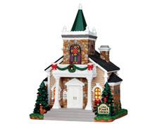 Lemax Village Collection Cedar Creek Church #35537