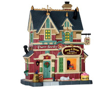Lemax Village Collection Purr-Fectly Precious #65110