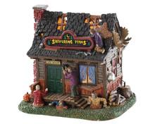 Lemax Village Collection Creepy Cabin #85309
