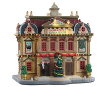 Lemax Village Collection Grand Opera House #95467