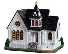 Lemax Village Collection Hillcrest Community Church #95487
