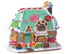 Lemax Village Collection Sweet Little Pet Shop, B/O #95528