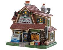 Lemax Village Collection Mountain High Market #95534