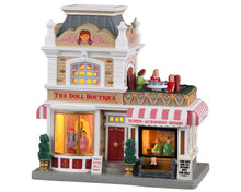 Lemax Village Collection The Doll Boutique #95535