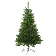 This 4.5-ft Green Pine Tree 6-ft Green Pine Tree by Kurt Adler is a beautiful and classic addition to any holiday decoration. With 350 tips and a 32-in girth, this tree has a full and realistic look. This tree is unlit, leaving you free to use your own lighting design.