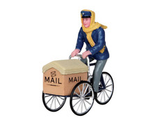 Lemax Mail Delivery Cycle #22054