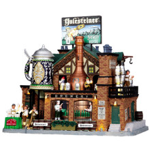 Lemax Village Collection Yulesteiner Brewery #05073