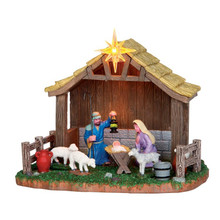 Lemax Village Collection Nativity Scene #34626