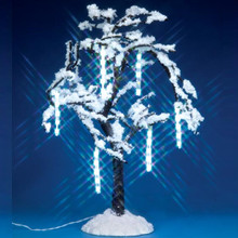 Lemax Village Collection Cascading Icicle Tree #34642
