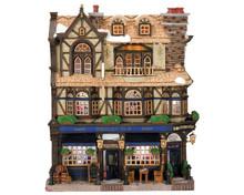 Lemax Village Collection Wesley Pub #45099