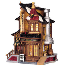 Lemax Village Collection Lucy's Chocolate Shop #45052