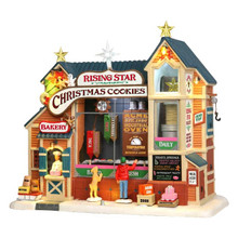 Lemax Village Collection Rising Star Bakery #35557