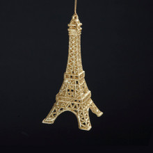 Kurt Adler Eiffel Tower Ornament # T1332