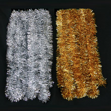 15ft Gold / Silver Soft & Silky Garland # 22156-A1