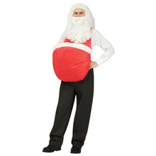Super Saver Santa Belly