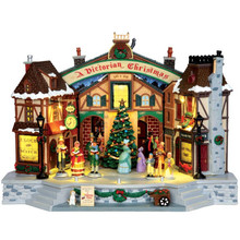 Lemax Village Collection a Christmas Carol Play #45734