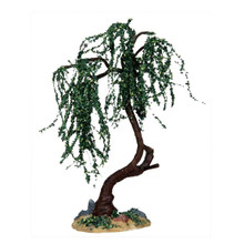 Lemax Village Collection Green Willow Medium #14373