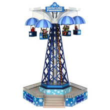 Lemax Village Collection Snowflake Paradrop #34634