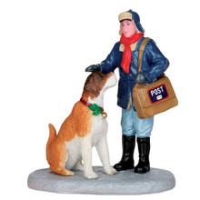 Lemax Village Collection Friendly Fido #42261