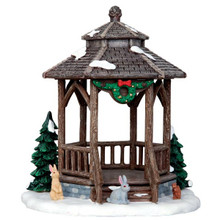 Lemax Village Collection Winter Gazebo #43084