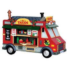 Lemax Taco Food Truck #43086