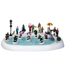 Lemax Hockey In The Park, Set of 19 #44766