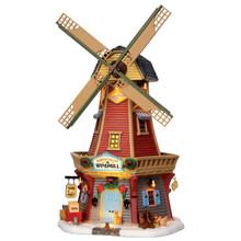 Lemax Harvest Valley Windmill #45678