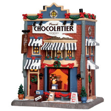 Lemax French Chocolatier #45719