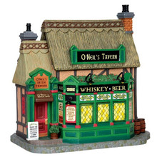 Lemax Village Collection ONeils Irish Tavern #45724