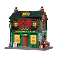 Lemax Village Collection O'Connells Irish Pub #35600
