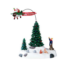 Lemax Village Collection Modern Santa #54925