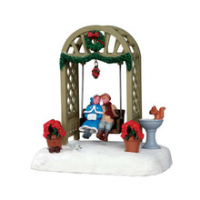 Lemax Village Collection the Garden Swing #54926