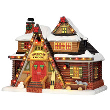 Lemax Village Collection Snow Peak Lodge #55924