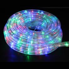 18ft LED Multi Colored Light Rope Set