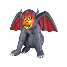 Fire and Ice Gruesome Gargoyle Inflatable