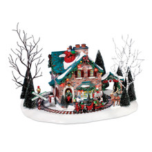 Department 56 Santa's Wonderland House #56.55359