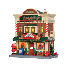 Lemax Village Collection Bells & Whistles #55989