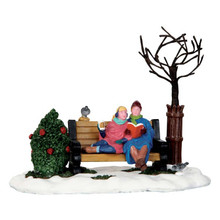 Lemax Village Collection Cozy Christmas #63269