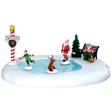 Lemax Village Collection North Pole Ice Follies #64045