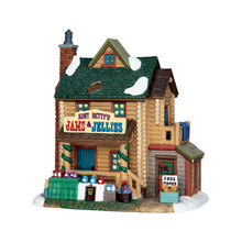 Lemax Village Collection Aunt Betty's Jams & Jellies #65088