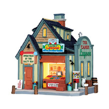 Lemax Village Collection The Candy Lagoon #65091