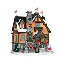 Lemax Village Collection Moose Crest Lodge #65113