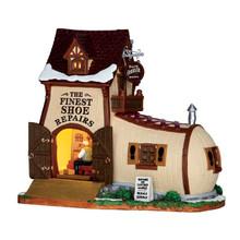 Lemax Village Collection Eli's Cobbler Shoppe #65123
