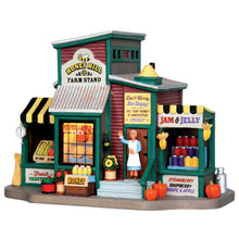 Lemax Village Collection Honey Hill Farm Stand #45711