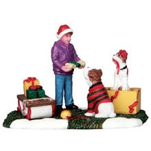 Lemax Village Collection Santa's Pets #62432